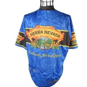 dc379ac85 Pearl Izumi Shirts - Vtg Pearl Izumi Sierra Nevada Ale Cycling Jersey